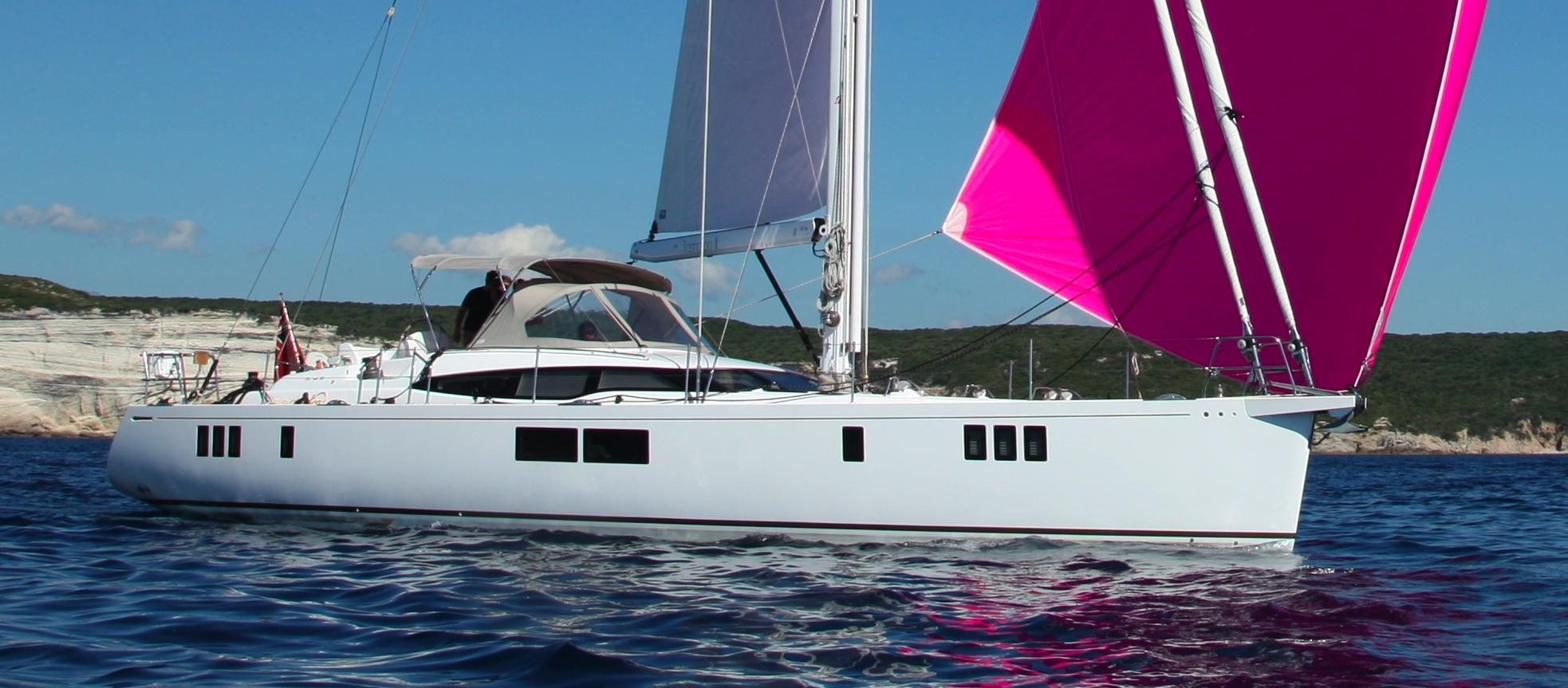 Pocket Superyacht Amitie Gunfleet