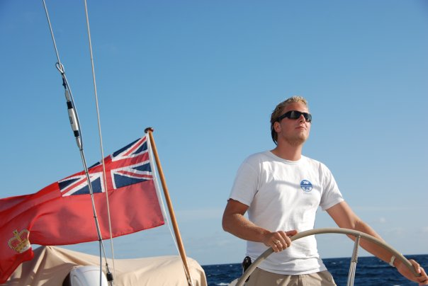 Jens Oomes Sailing Captain Pocket superyacht Invisible Crew