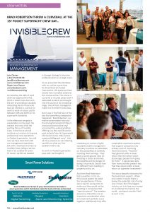 This article appeared in The Islander Magazine - June 2018